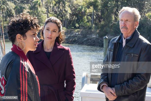 "Dear Dad"" Episode 108 -- Pictured: Michele Weaver as Luly Perry, Sarah Wayne Callies as Robin Perry, Michael O'Neill as Larry Mills --"