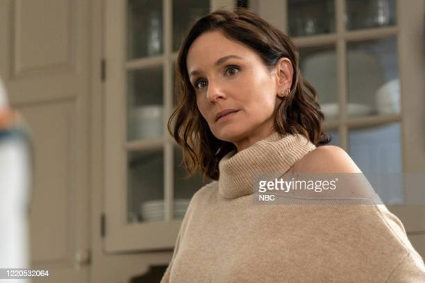 "Dear Dad"" Episode 108 -- Pictured: Sarah Wayne Callies as Robin Perry --"