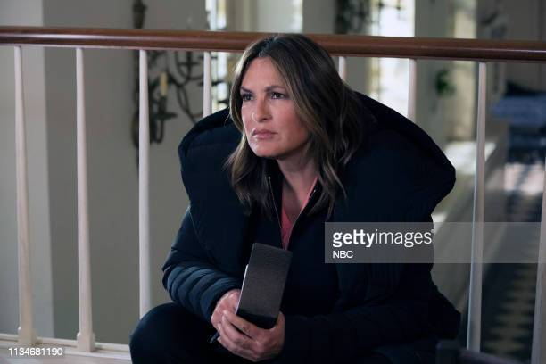 UNIT Dearly Beloved Episode 2019 Pictured Mariska Hargitay as Lieutenant Olivia Benson
