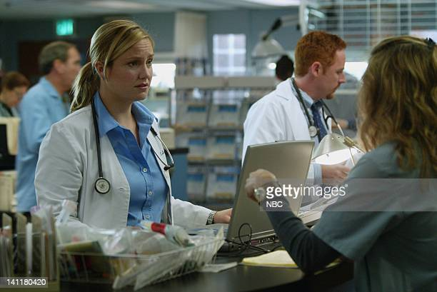 ER 'Death and Taxes' Episode 7 Air Date Pictured Sherry Stringfield as Doctor Susan Lewis Scott Grimes as Doctor Archie Morris Linda Cardellini as...