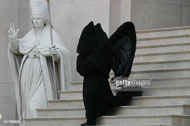 ângulo de morte - angel of death imagens e fotografias de stock