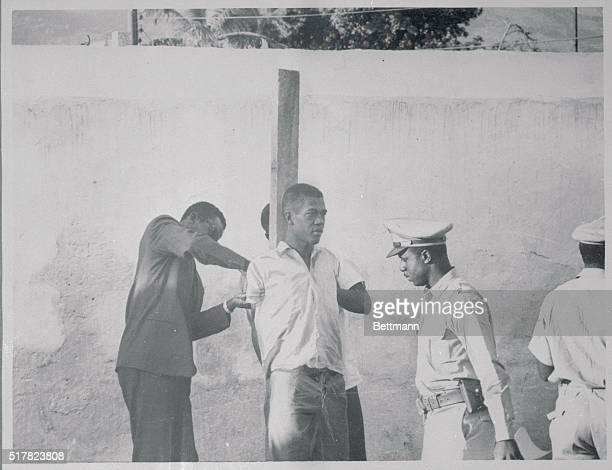 Death by Firing Squad Haiti 1964