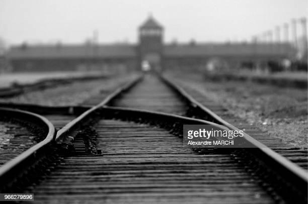 Death camp of Auschwitz in Poland