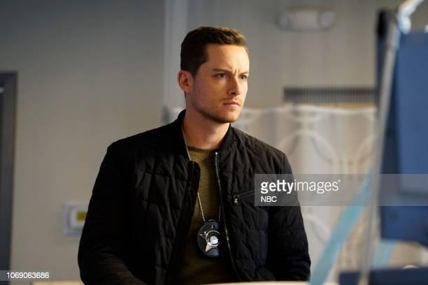 """Death Do Us Part"""" Episode 409 -- Pictured: Jesse Lee Soffer as Det. Jay Halstead --"""
