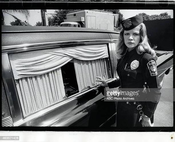 THE ROOKIES Death Lady Airdate October 21 1975 BENTON