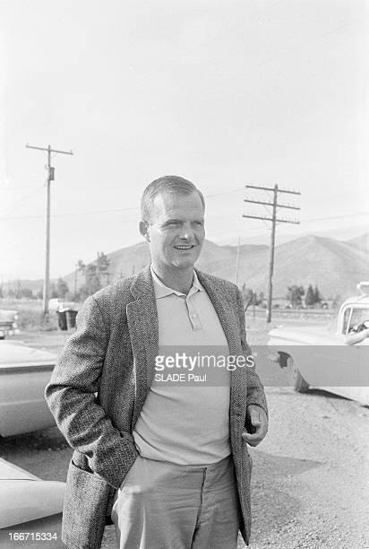 Death Of Author Ernest Hemingway En juillet 1961 aux Etats Unis l'écrivain Ernest HEMINGWAY est décédé dans son chalet à Ketchum dans l' Idaho Ici...