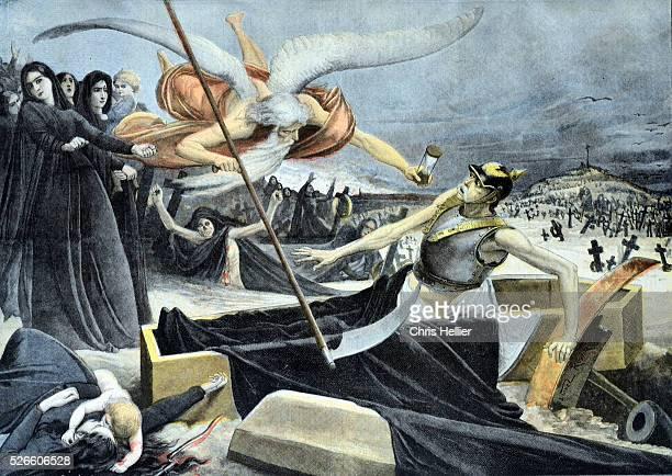 Death of Bismarck 1898