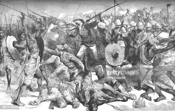 Death of Colonel Burnaby' circa 1885 Colonel Frederick Gustavus Burnaby was a British Army intelligence officer Episode of the Mahdist War From...
