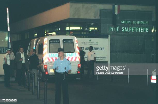 Death Of Diana In A Car Accident In Paris