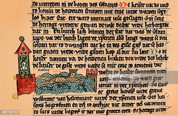 Death of Frederick Barbarossa' c1154 Frederick I also known as Frederick Barbarossa was elected King of Germany at Frankfurt on 4 March 1152 and...