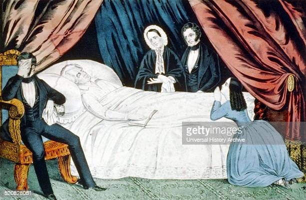 Death of General Andrew Jackson President of the United States from 1829 to 1837 Jackson was the seventh President of the United States Nominated for...