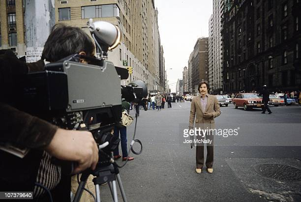 20/20 Death of John Lennon 12/8/1980 Live report by ABC News correspondent Geraldo Rivera in front of John Lennon's home at The Dakota in New York...