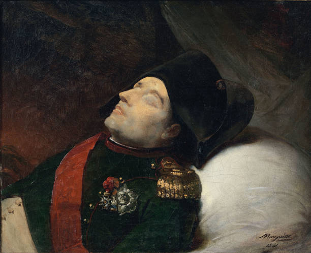 FRA: 5th May 1821 - 200 Years Since Death Of Napoleon Bonaparte