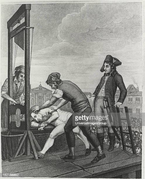 Death of Robespierre Maximilien de Robespierre 6 May 1758 28 July 1794 French lawyer politician and one of the bestknown and most influential figures...