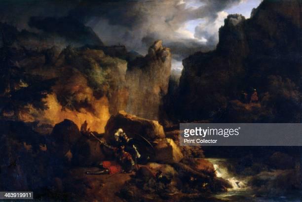 'Death of Roland' c1818