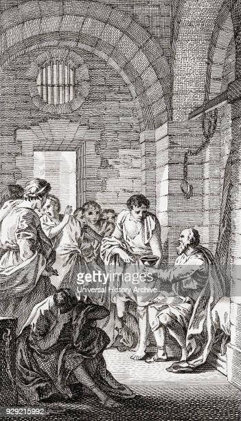 Death of Socrates from a 1749 print Socrates 470/469 – 399 BC Classical Greek philosopher