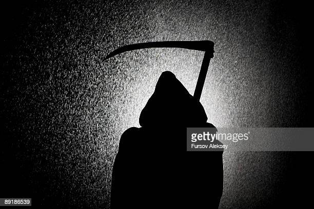 death - grim reaper stock pictures, royalty-free photos & images