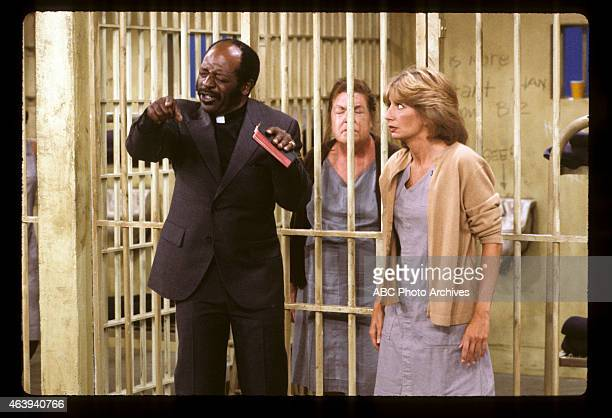 LAVERNE SHIRLEY 'Death Row Part II' Airdate November 23 1982 MARSHALL
