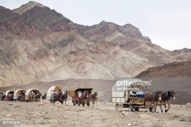 Death Valley 49ers Wagon Train