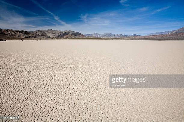 death valley lakebed - lake bed stock pictures, royalty-free photos & images