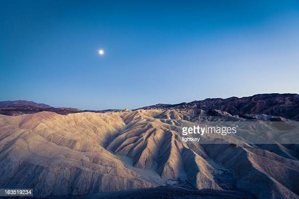 Death Valley national park landscape, California, USA