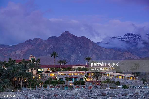 CA, Death Valley Natl Park, Furnace Creek Inn