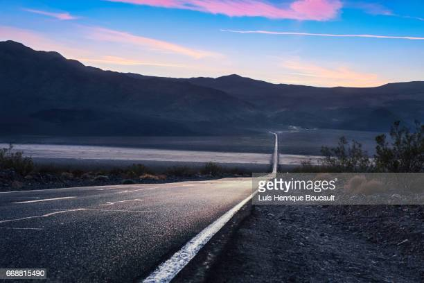 Death Valley & Sunset