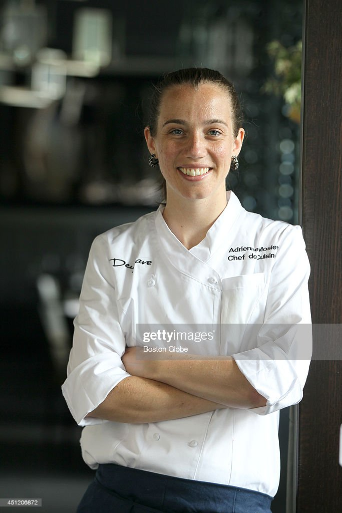 Deauave Chef Adrienne Mosier uses wholesale produce from a