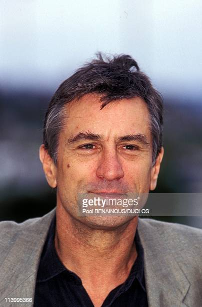 Deauville Film Festival Robert De Niro In Deauville France On September 06 1995