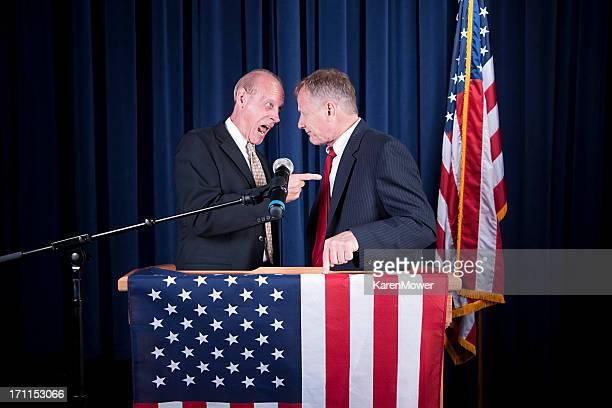 debating politicians - politiker bildbanksfoton och bilder