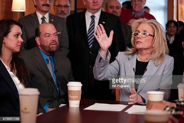 Debbi Dingell, wife of Congressman John Dingell, the longest serving member of Congress in U.S. History who recently announced he will not be seeking...