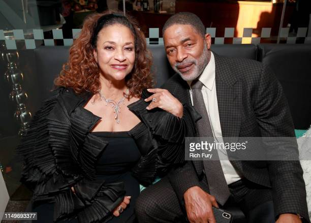 Debbie Allen and Norm Nixon attend Wallis Annenberg Center For The Performing Arts Spring Celebration at Wallis Annenberg Center for the Performing...