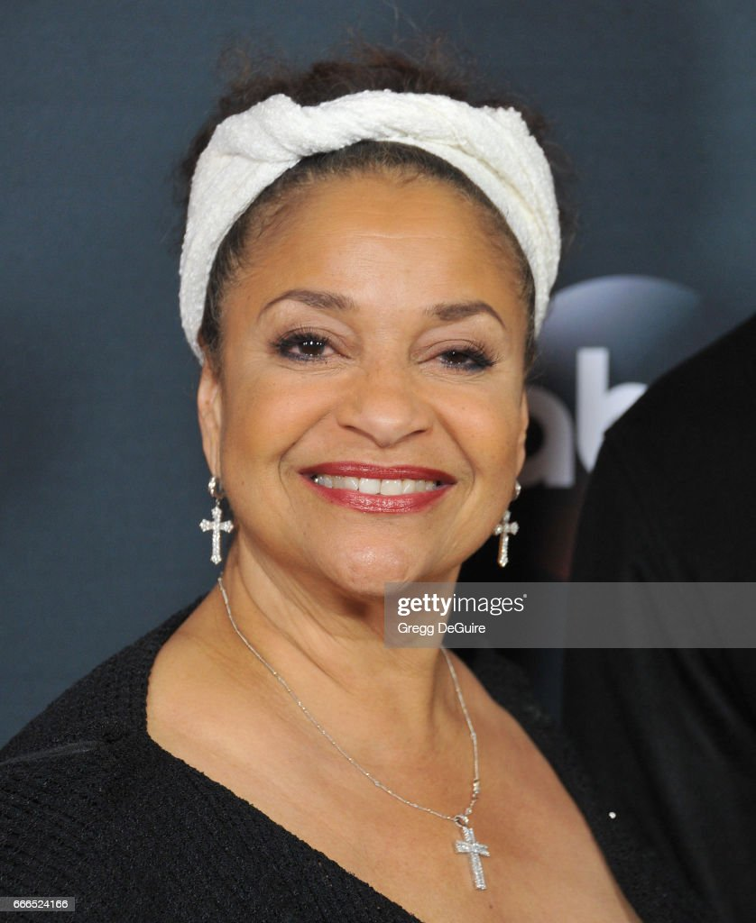 Debbie Allen arrives at ABC's 'Scandal' 100th Episode Celebration at Fig & Olive on April 8, 2017 in West Hollywood, California.