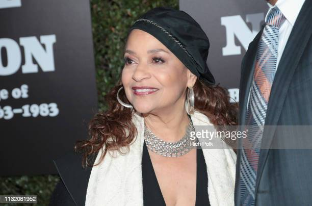 Debbie Allen attends The Broad Museum celebration for the opening of Soul Of A Nation Art in the Age of Black Power 19631983 Art Exhibition at The...