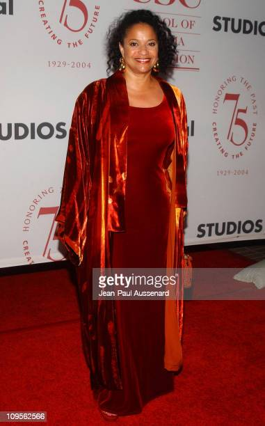 Debbie Allen during 75th Diamond Jubilee Celebration for the USC School of Cinema - Television - Arrivals at USC's Bovard Auditorium in Los Angeles,...