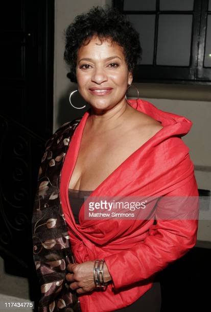 Debbie Allen during Our Stories Films Launch Party - October 10, 2006 at Social in Hollywood, California, United States.