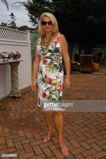 Debbie Bancroft attends DOLCE GABBANA Benefit Luncheon hosted by Jessica Seinfeld Claude Wasserstein and Stephanie Winston Wolkoff for BABY BUGGY at...