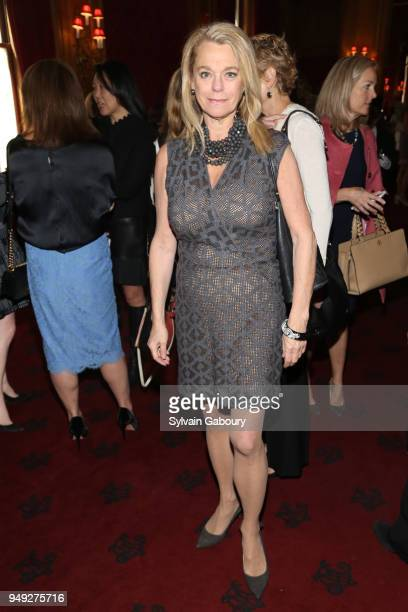 Debbie Bancroft attends Madison Square Boys Girls Club 2018 Salute to Style luncheon at Metropolitan Club on April 18 2018 in New York City Debbie...