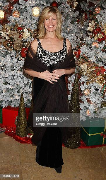 Debbie Boone during An Evening To Remember Rosemary Clooney at Beverly Hilton Hotel in Beverly Hills California United States