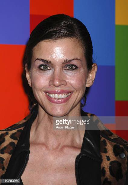 "Debbie Dickinson during ""Thank You For Smoking"" New York Premiere - Inside Arrivals - March 12, 2006 at Museum of Modern Art in New York City, NY,..."