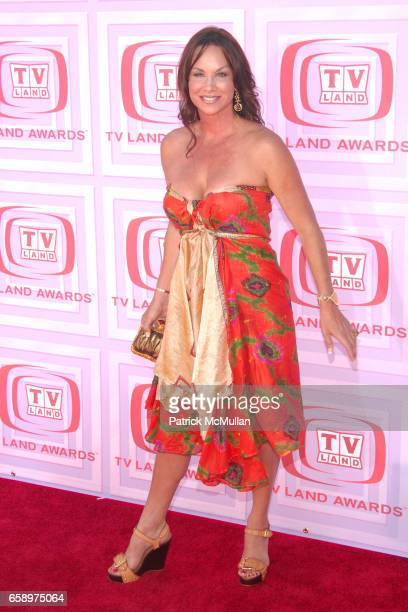 Debbie Dunning attends 2009 TV LAND AWARDS at Universal Studios on April 19 2009 in Los Angeles CA