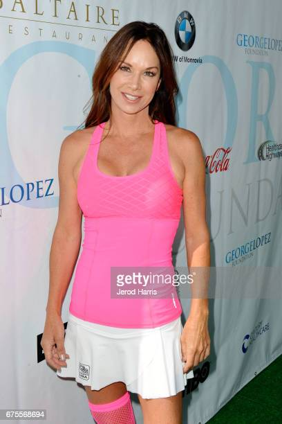 Debbie Dunning attends the 10th Annual George Lopez Celebrity Golf Classic at Lakeside Country Club on May 1 2017 in Toluca Lake California