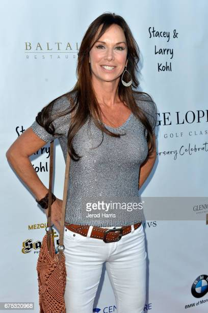 Debbie Dunning attends the George Lopez Foundation 10th Anniversary Celebration Party at Baltaire on April 30 2017 in Los Angeles California