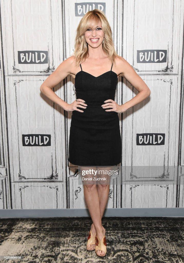 Celebrities Visit Build - August 21, 2018