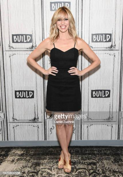 Iggy Azalea heels detail attends the Build Series to discuss her new album 'Surviving The Summer' at Build Studio on August 21 2018 in New York City