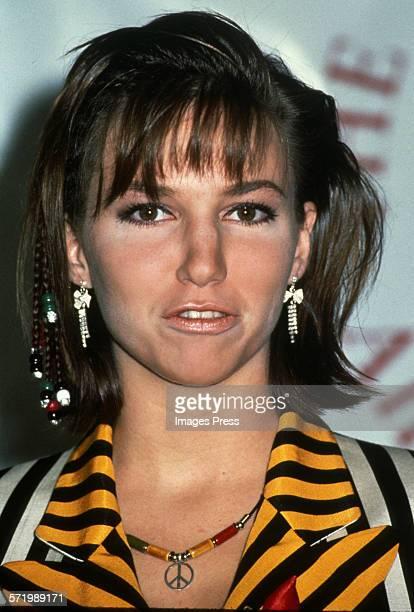 Debbie Gibson circa 1992 in New York City