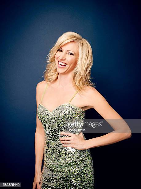 Debbie Gibson is photographed at the Hallmark Channel Summer 2016 TCA's on July 27 2016 in Los Angeles California