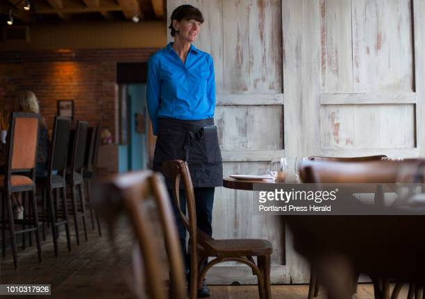 Debbie Gilmour is a server at Solo Italiano