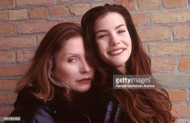 Debbie Harry and Liv Tyler during Sundance Film Festival Archives by Randall Michelson in Park City Utah United States