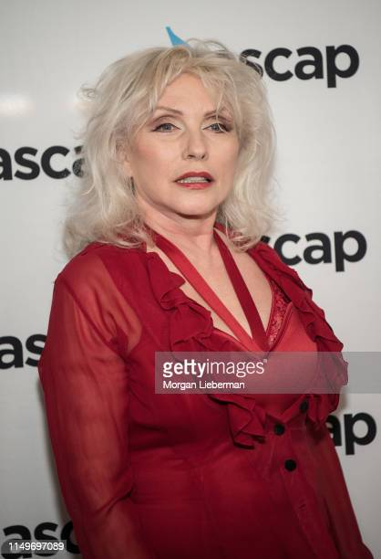 Debbie Harry arrives at the 36th Annual ASCAP Pop Music Awards at The Beverly Hilton Hotel on May 16 2019 in Beverly Hills California